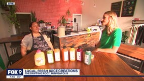 First Black-owned juice bar opens in South Minneapolis