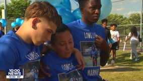 Vigil held for 14-year-old boy killed in Woodbury shooting