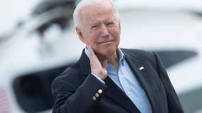 Cicadas delay White House press ahead of Biden overseas trip