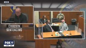 George Floyd's death: Judge sentences Derek Chauvin to 22.5 years in prison