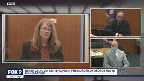 Derek Chauvin mother's begs court for leniency as son is sentenced