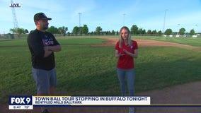Town Ball Tour: How the Buffalo Bulldogs get ready for town ball baseball
