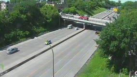 Eastbound I-94 to close overnight through Friday downtown Minneapolis