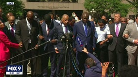 Rev. Al Sharpton, Floyd family reacts to Chauvin sentence