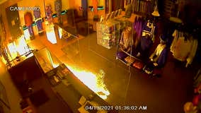 $5,000 reward for info in arson at Brooklyn Park shopping center