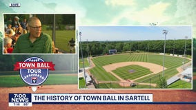 Sartell Town Ball historian discusses the history of the two teams