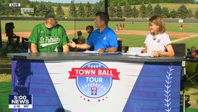 Town Ball Tour: Oldest member of St. Patrick Irish talks about town ball experience