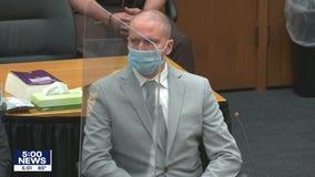 Derek Chauvin sentenced in the death of George Floyd