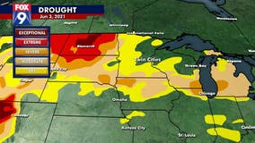 Drought may not be far behind our very warm start to June