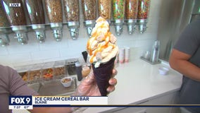 Cereal-infused ice cream shop opens in Blaine
