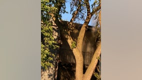 3 families displaced after apartment fire in Minneapolis