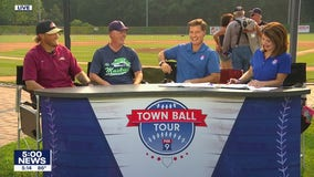 Managers of Sartell teams discuss Town Ball rivalry