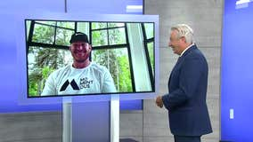 Kyle Rudolph talks charity work, leaving Vikings with Jim Rich on Fox 9 Sports Now