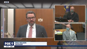 Derek Chauvin's attorney lays out argument for lighter sentence in George Floyd's murder