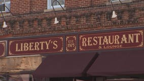 Red Wing landmark damaged by car last year gets facelift