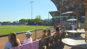 2021 FOX 9 Town Ball Tour kicks off at Lion's Field in Waconia
