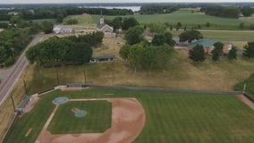 FOX 9 Town Ball Tour visits St. Patrick's Bonin Field