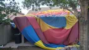 5 dead after hot air balloon crashes in Albuquerque street
