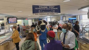 Mascot at Hennepin Healthcare celebrates 10 years of service