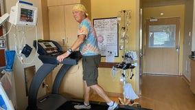 U of M doctor to run Grandma's Marathon within year of bone marrow transplant