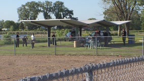 Father dies after trying to save kids at Fridley, Minnesota lake