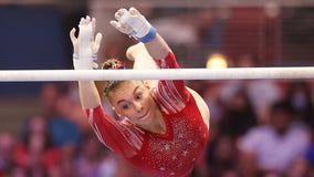 Hometown gyms show pride for Olympic gymnasts Suni Lee, Grace McCallum