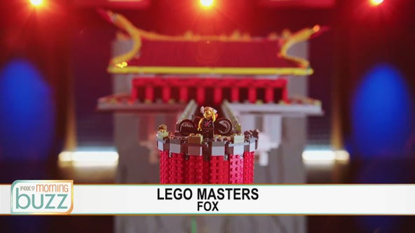 Behind the scenes with the brickmasters from the FOX hit LEGO Masters