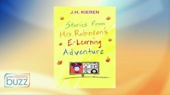 Mom writes book inspired by her children's e-learning adventures