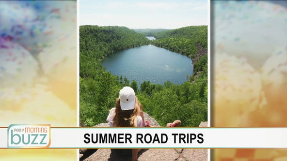 Road trip ideas for a fun summer vacation with Look About Lindsey