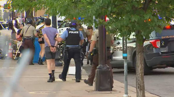 Minnesota National Guard on standby to help law enforcement in Minneapolis