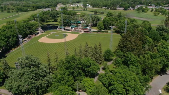 FOX 9 Town Ball Tour hits Delano, home to one of oldest ballparks in Minnesota
