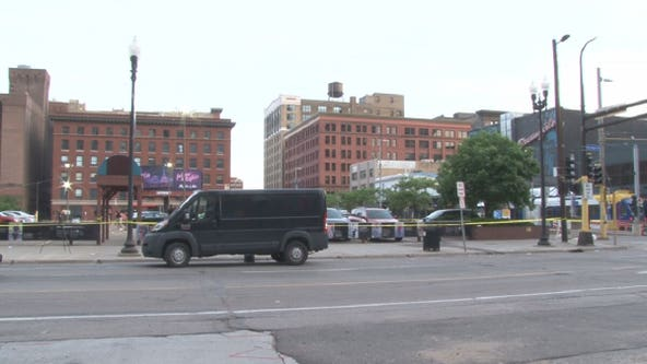 One dead, one in custody following third overnight homicide in Minneapolis