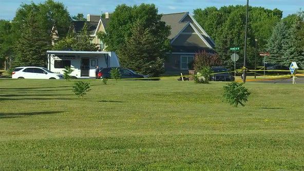 Woman found dead in Lakeville parking lot, man in custody