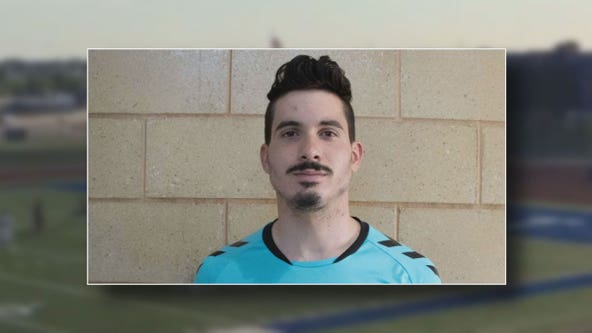Semi-pro soccer team launches fundraiser after gruesome injury to goalkeeper
