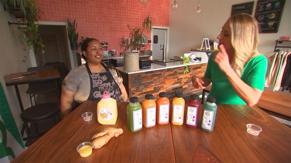 Black-owned juice bar broken into just days after opening in south Minneapolis