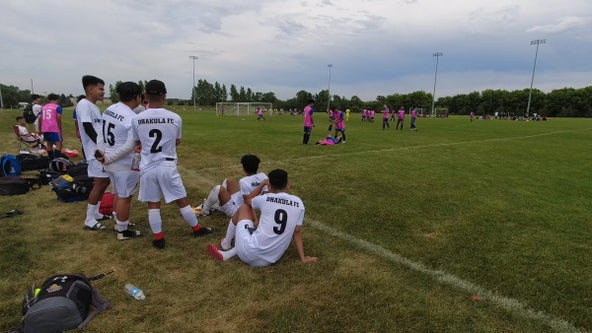 Bhutanese youth soccer teams face off in Eagan tournament