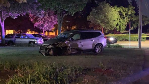 Teen on skateboard struck by vehicle in Minneapolis dies, one in custody
