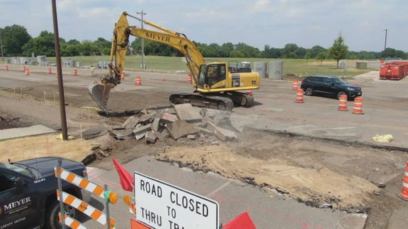 Diffley Road redesign underway to increase safety after deadly 2019 crash