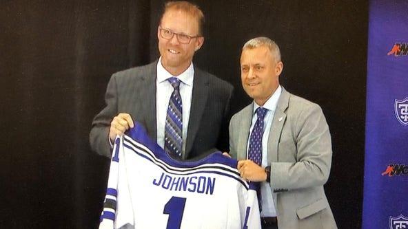 Joel Johnson named USA Women's Hockey coach for 2022 Olympics