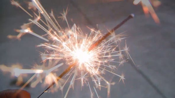 Minnesota dad shares fireworks warning after suffering serious burns