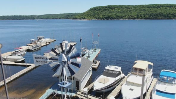 St. Croix River nears historic low water levels amid dry weather