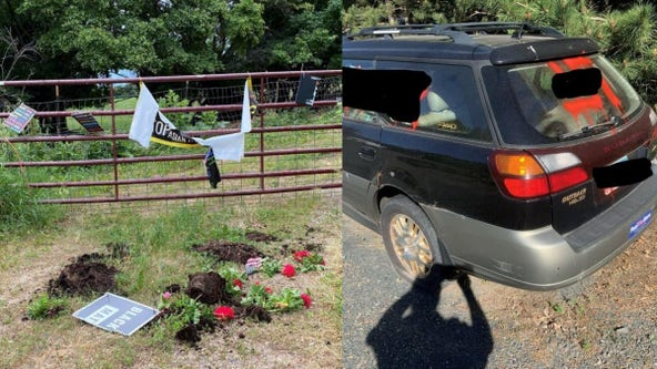 Washington County Sheriff's Office investigating 2 vandalism hate crimes
