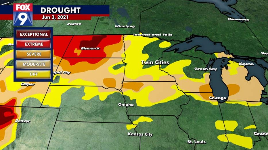 Drought Midwest