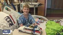Boy in need of heart transplant gets donation from former Viking Chad Greenway at football camp
