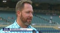 FOX 9 chats with Twins Chief Baseball Officer Derek Falvey