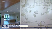 One family's story in wallpaper - see it for yourself on The Luxury Home Tour