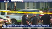 1 dead, suspect in custody after shooting at Burnsville hotel
