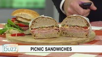 Embrace the last weeks of summer with a picnic (and these amazing sandwiches)