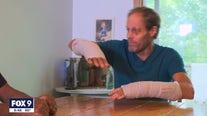 Minnesota Renaissance Festival juggler recovering after fall