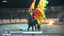 Minnesota Horse Expo returns with fan-favorite Cirque Ma'Ceo